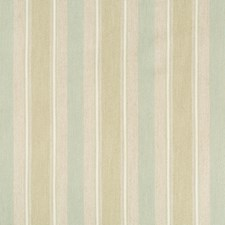 Celadon Stripes Drapery and Upholstery Fabric by Kravet