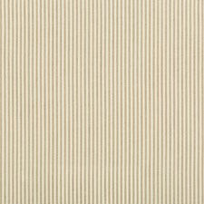 Taupe/Beige Stripes Drapery and Upholstery Fabric by Kravet