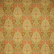 Sunstone Paisley Drapery and Upholstery Fabric by Fabricut