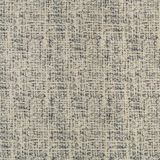 Indigo/Beige Texture Drapery and Upholstery Fabric by Kravet