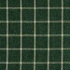 Emerald/White/Green Plaid Drapery and Upholstery Fabric by Kravet