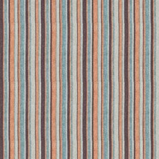 Special Teal Stripes Drapery and Upholstery Fabric by Fabricut