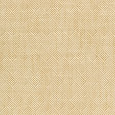 Beige/White Small Scale Drapery and Upholstery Fabric by Kravet