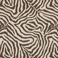 Cocoa Animal Skins Drapery and Upholstery Fabric by Duralee