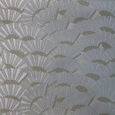 Beige Jacquard Lampass Drapery and Upholstery Fabric by Scalamandre