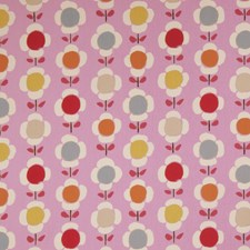 Candy Floral Drapery and Upholstery Fabric by Fabricut