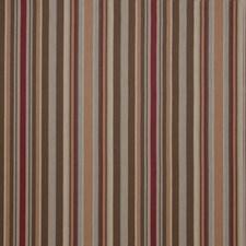 Mahogany Stripes Drapery and Upholstery Fabric by Fabricut
