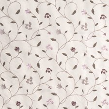 Wisteria Embroidery Drapery and Upholstery Fabric by Fabricut