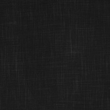 Noir Solid Drapery and Upholstery Fabric by Stroheim