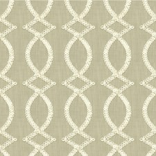 Smoke Geometric Drapery and Upholstery Fabric by Kravet