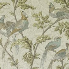 Robin's Egg Drapery and Upholstery Fabric by Duralee