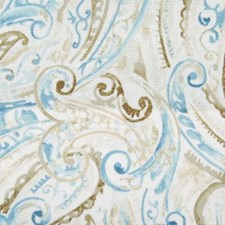 Marina Paisley Drapery and Upholstery Fabric by Duralee