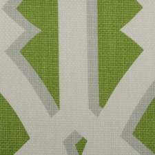 Green Abstract Drapery and Upholstery Fabric by Duralee