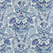 Chambray Damask Drapery and Upholstery Fabric by Duralee