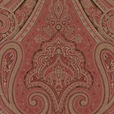 Pomegranate Faux Silk Drapery and Upholstery Fabric by Duralee
