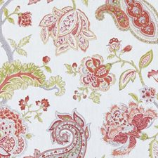 Flamingo Floral Large Drapery and Upholstery Fabric by Duralee
