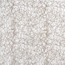 Bronze/Beige/Metallic Modern Drapery and Upholstery Fabric by Kravet