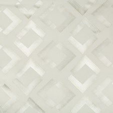 Ivory/Silver Modern Drapery and Upholstery Fabric by Kravet