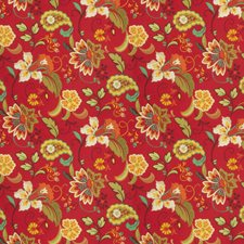 Velencia Floral Drapery and Upholstery Fabric by Trend