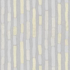 White/Ivory Modern Drapery and Upholstery Fabric by Kravet