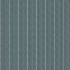 Blue Topaz Stripes Drapery and Upholstery Fabric by Stroheim