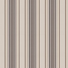 Charcoal Stripes Drapery and Upholstery Fabric by Stroheim