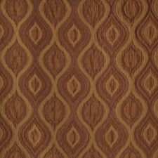 Henna Contemporary Drapery and Upholstery Fabric by Trend