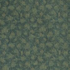 Malachite Jacquard Pattern Drapery and Upholstery Fabric by Fabricut