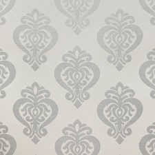 Sterling Damask Drapery and Upholstery Fabric by Kravet