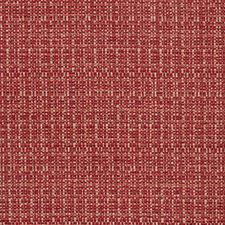 Vermillion Texture Plain Drapery and Upholstery Fabric by Fabricut
