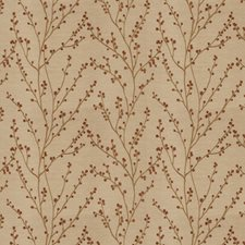 Autumn Embroidery Drapery and Upholstery Fabric by Fabricut