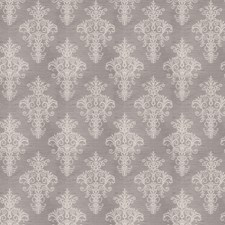 Slate Medallion Drapery and Upholstery Fabric by Trend