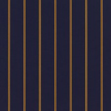 Captain Navy Regimental Drapery and Upholstery Fabric by Sunbrella