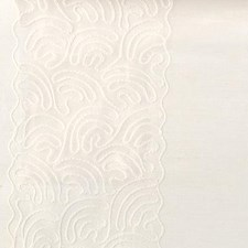 Ivory Drapery and Upholstery Fabric by Highland Court