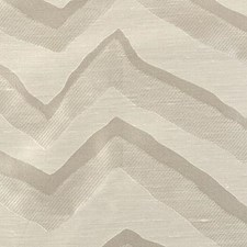 Oyster Abstract Drapery and Upholstery Fabric by Highland Court