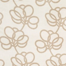 Cloud Print Pattern Drapery and Upholstery Fabric by Vervain