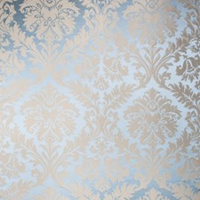 Lucerne Damask Drapery and Upholstery Fabric by Vervain