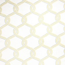 Quince Geometric Drapery and Upholstery Fabric by Vervain