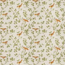Garden Animal Drapery and Upholstery Fabric by Fabricut