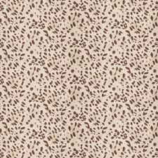 Cedar Animal Drapery and Upholstery Fabric by S. Harris