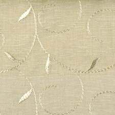 Khaki Drapery and Upholstery Fabric by Duralee