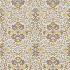 Opal Print Pattern Drapery and Upholstery Fabric by Trend
