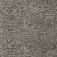 Steel Grey Animal Drapery and Upholstery Fabric by Trend