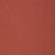 Tomato Red Drapery and Upholstery Fabric by Schumacher
