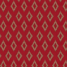 Claret Diamond Drapery and Upholstery Fabric by Fabricut