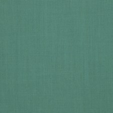 Turquoise Solid Drapery and Upholstery Fabric by Trend