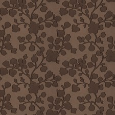 Bark Floral Drapery and Upholstery Fabric by Trend
