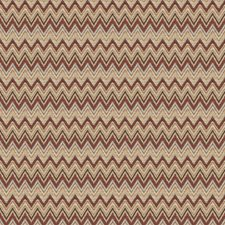 Redstone Herringbone Drapery and Upholstery Fabric by Trend