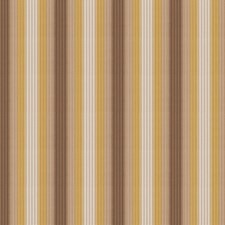 Mustard Seed Stripes Drapery and Upholstery Fabric by Stroheim