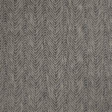 Caviar Herringbone Drapery and Upholstery Fabric by Vervain